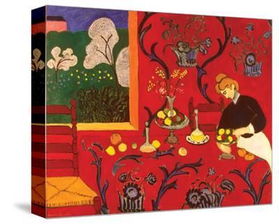 The Red Room by Henri Matisse