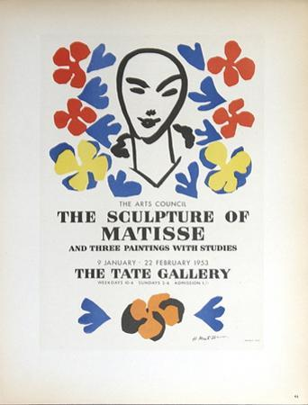 The Tate Gallery by Henri Matisse
