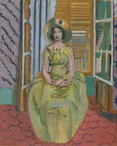 The Yellow Dress, 1929-31 by Henri Matisse