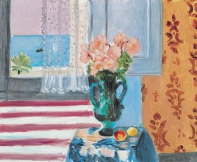 Vase Of Flowers by Henri Matisse