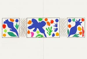 Verve - CoqueIIcots by Henri Matisse