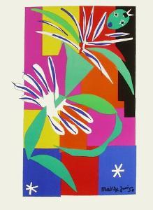 Verve - Danseuse creole by Henri Matisse