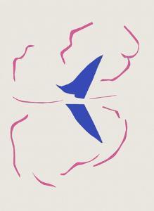 Verve - Le Bâteau by Henri Matisse