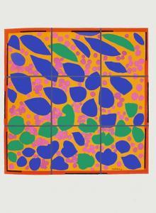 Verve - Lierre en fleur by Henri Matisse