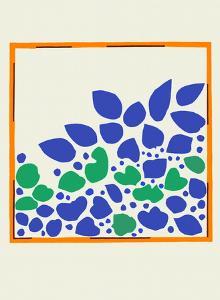 Verve - Lierre by Henri Matisse