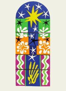 Verve - Nuit de Noel by Henri Matisse