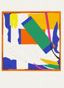 Verve - Souvenir d'Oceanie by Henri Matisse