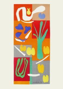 Verve - Vegetaux by Henri Matisse