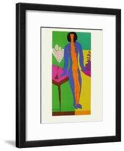 Verve - Zulma by Henri Matisse
