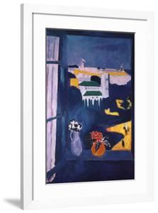 Window at Tangiers by Henri Matisse