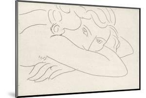 Young Woman with Face Buried in Arms, 1929 by Henri Matisse