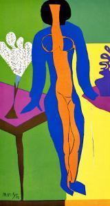 Zulma by Henri Matisse