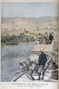 Events in Madagascar: the Capture of Mevatanana, 1895 by Henri Meyer