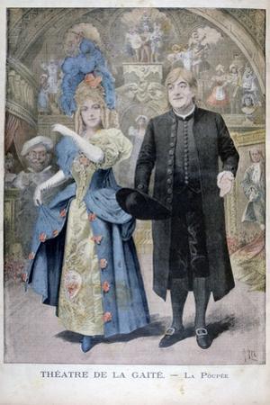 La Poupée, Théâtre De La Gaité, Paris, 1896
