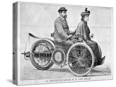 Leon Bollee's 'Voiturette' Car, 1896