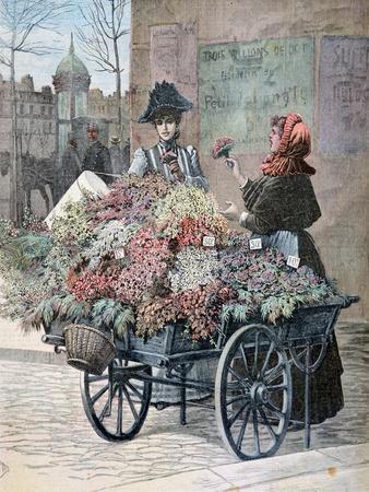 Spring in Paris, 1891