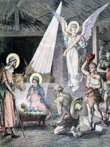 The Nativity, 1892 by Henri Meyer