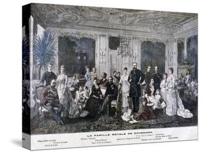 The Royal Family of Denmark, 1891