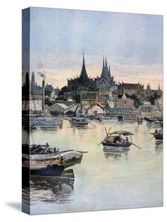 View of Bangkok, 1893