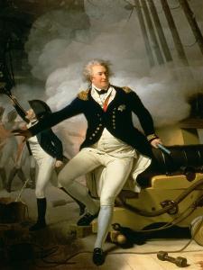 Admiral Adam Duncan, 1st Viscount Duncan of Camperdown (1731-1804) 1798 by Henri-Pierre Danloux