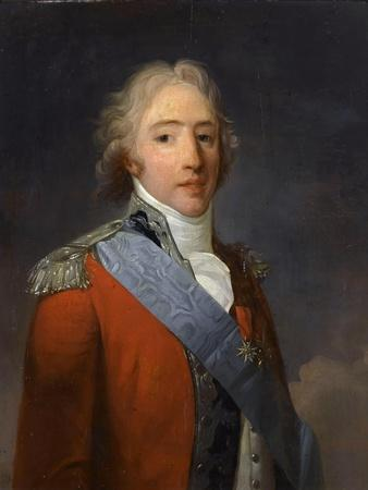 Charles-Philippe De France, Count of Artois (1757-183)