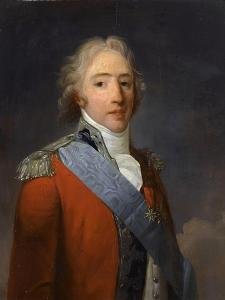 Charles-Philippe De France, Count of Artois (1757-183) by Henri-Pierre Danloux