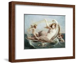 The Birth of Venus by Henri Pierre Picou