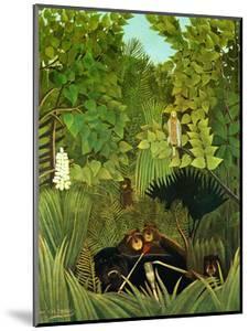 Joyeux Farceurs by Henri Rousseau