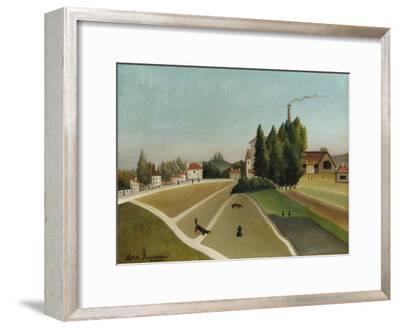 Landscape with Factory (Paysage Avec Usine), C. 1896-1906