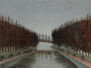 Le Canal, C.1905 by Henri Rousseau
