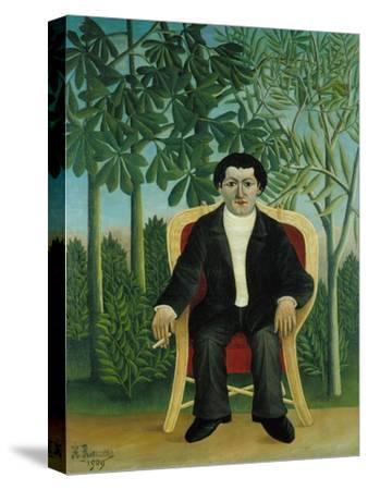 Portrait of Joseph Brummer, 1909