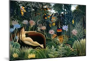 Rousseau: Dream, 1910 by Henri Rousseau