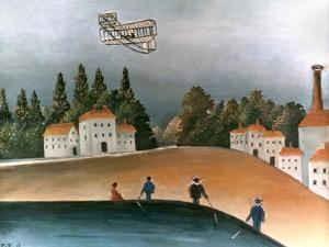 Rousseau: Fishermen, 1908 by Henri Rousseau