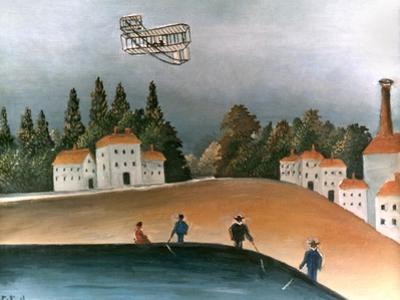 Rousseau: Fishermen, 1908