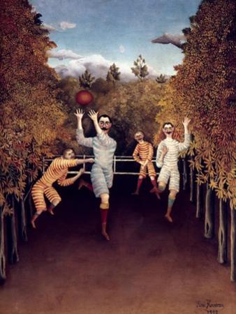 Rousseau: Football, 1908