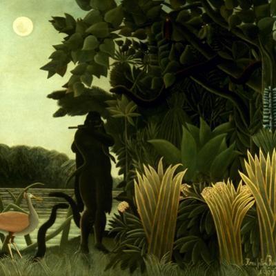 Rousseau: Snake Charmer