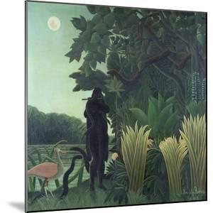 The Snake Charmer, 1907 (La Charmeuse Des Serpents) by Henri Rousseau