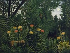 da6ddeaa600 Beautiful Henri Rousseau artwork for sale