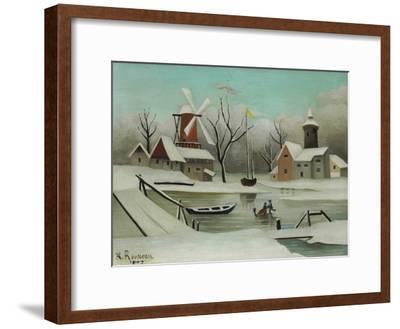Winter (L'Hiver), 1907