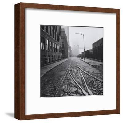 Brooklyn Trolley Tracks
