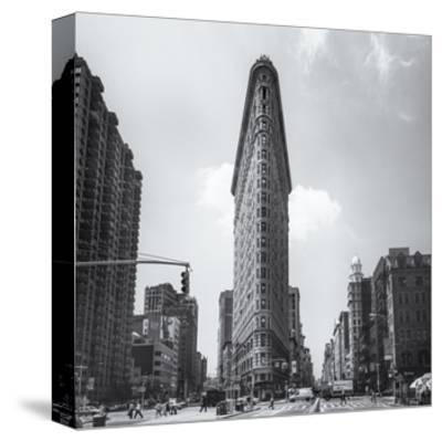 Flatiron Front View Afternoon