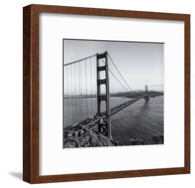 Golden Gate Bridge Late Afternoon