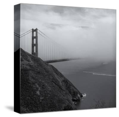 Golden Gate Bridge Marin Headlands Fog