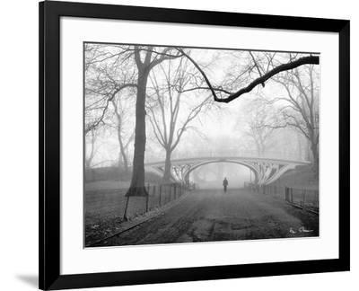 Gothic Bridge, Central Park, NYC