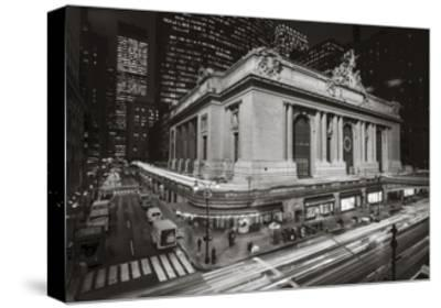 Grand Central Station, NY at Night 2 - New York City Landmark Midtown Manhattan
