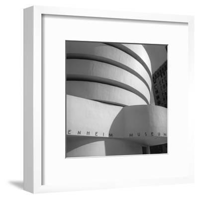 Guggenheim Museum Close-Up