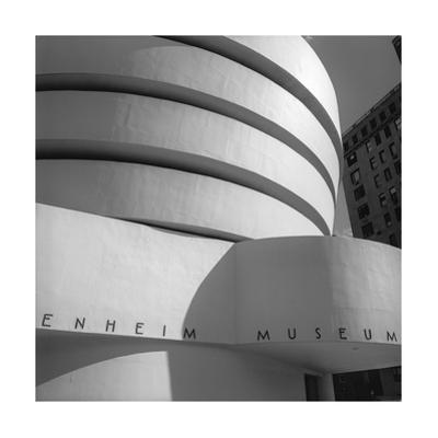 Guggenheim Museum Close-Up