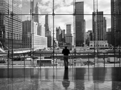 Looking at Ground Zero by Henri Silberman