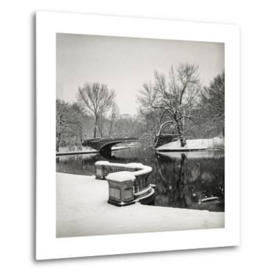 Lullwater Bridge Snow, Prospect Park - Prospect Park, Brooklyn New York