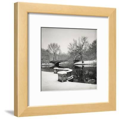 Lullwater Bridge Snow, Prospect Park